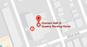 Ozanam Hall of Queens Nursing Home