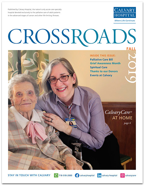 Crossroads fall 2019