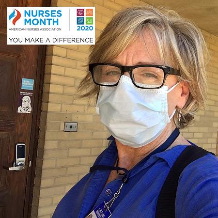 Calvary Celebrates Nurses Month 2020!