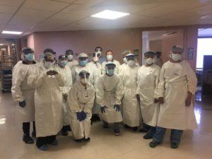 Calvary Hospital Staff