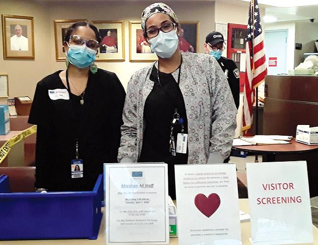 Nurses Screening