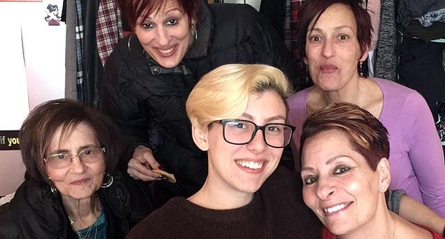 Calabrese Family