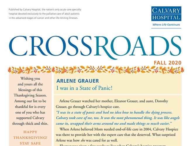 Crossroads Fall 2020