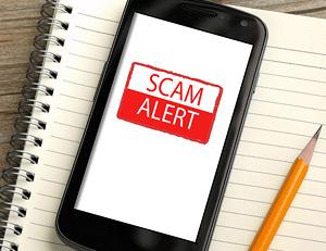 Covid scam alert