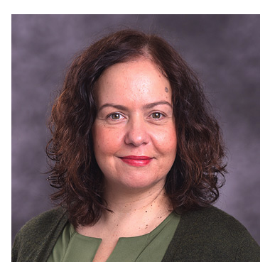 Maria Georgopoulos, LMHC, FT Director of Bereavement Services, Calvary Hospital/Hospice