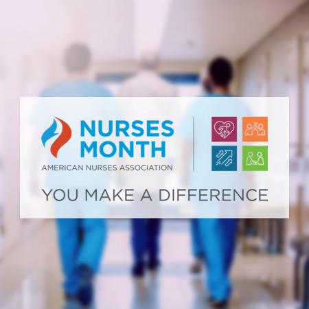 Calvary Hospital celebrates National Nurses Month