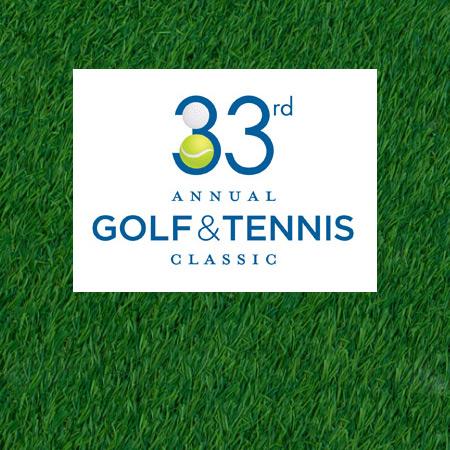 33rd Annual Golf & Tennis Classic